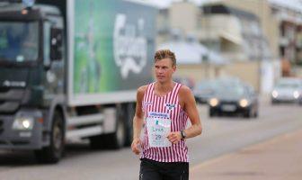 SM-vinnare på 100 km Linus Wirén