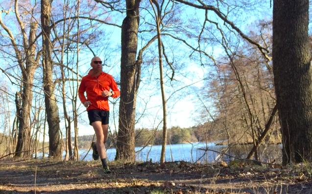 Löpning i Velamsund