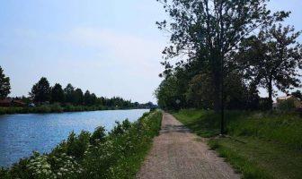 Springer Göta Kanal Run Kanal Grusväg