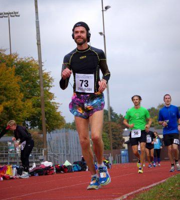 Ultralöpning är allt längre än maratondistans