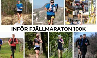 Inför Fjällmaraton 100K 2020