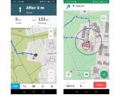 Planera löprundor och navigera i mobil eller GPS-klocka